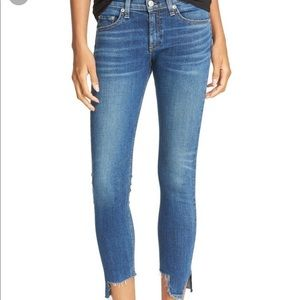 Rag & Bone Jeans Bottom Cut-Offs